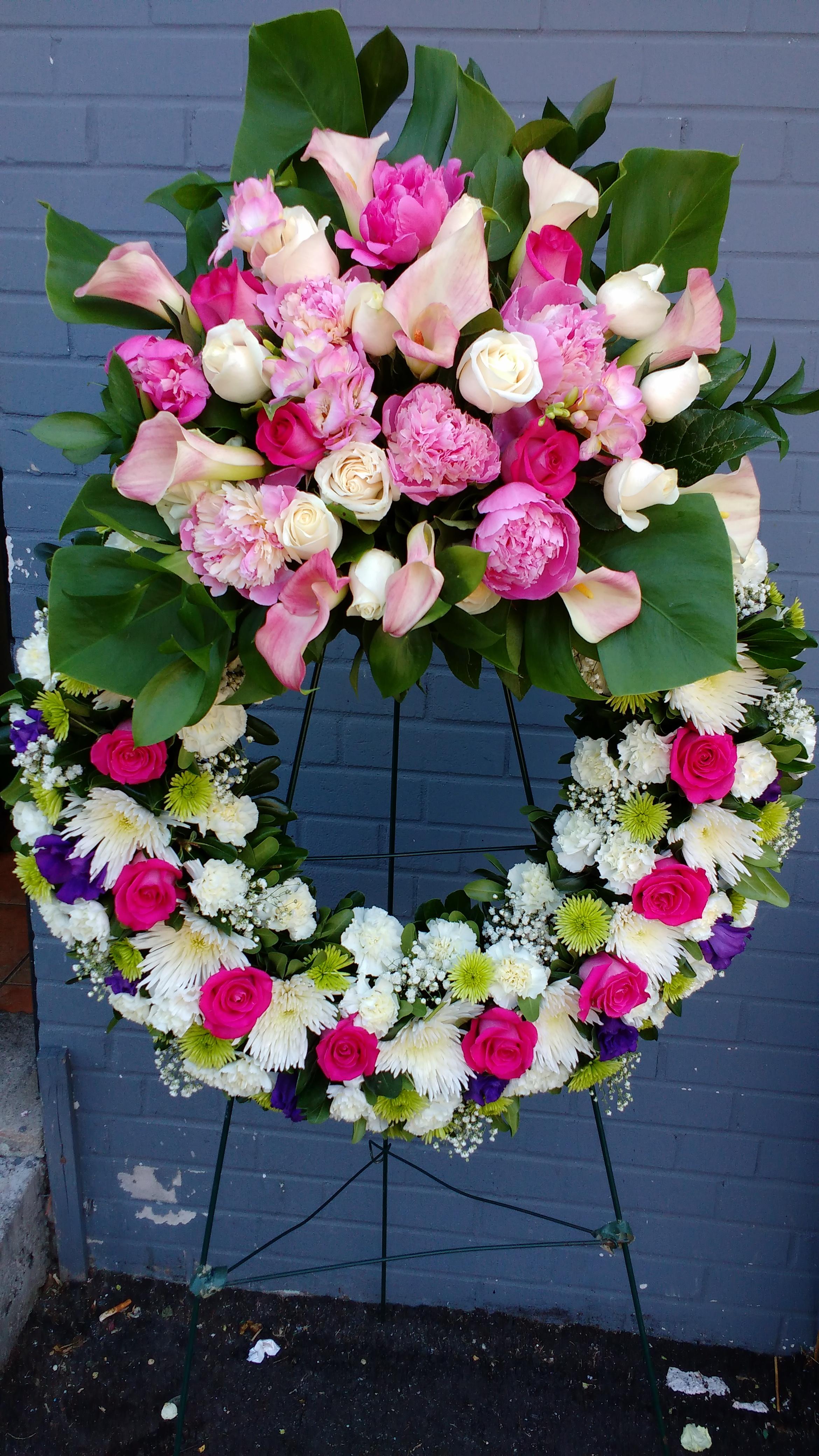 Colourful & Gracious Wreath