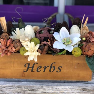 Dried Floral Box